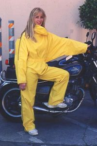 One-piece Rain Suit